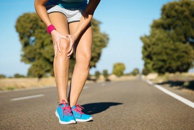 Что болит в колене сзади