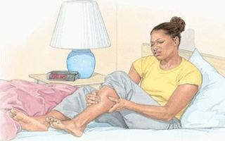 Боль в левой или правой голени — все причины и как лечить