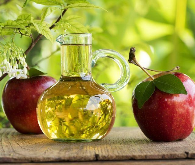Яблочный уксус от папиллом и кондилом - как использовать