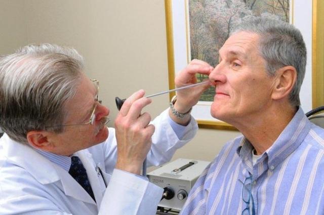 Папиллома в носу: фото, причины, что делать и как избавиться