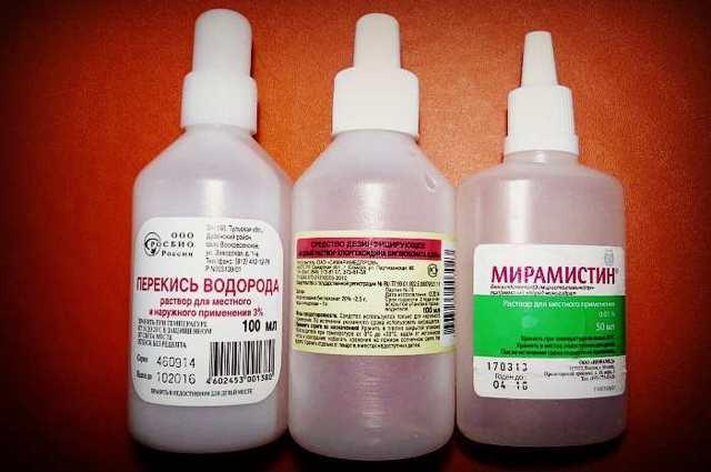 Хлоргексидин от прыщей: фото до и после и как использовать