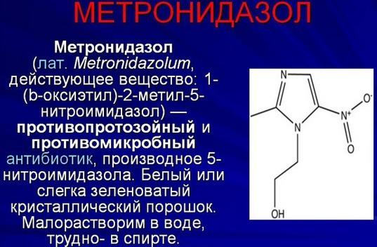 Метрогил гель от прыщей: инструкция по применению
