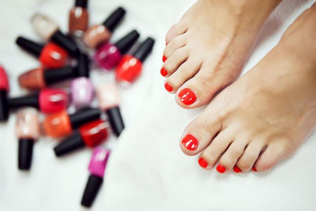 Причины желтых ногтей на ногах и на пальцах ног, главная причина ...