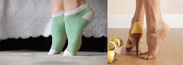 Отекают ступни ног - все 4 причины с фото и как избавится от отеков