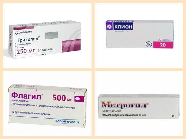 Метронидазол от прыщей - как принимать, отзывы и фото до и после