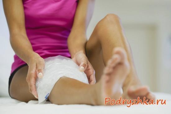 Мелкие пупырышки на ногах - причины и как избавится