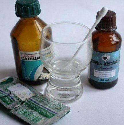 Рецепты болтушки от прыщей в домашних условиях и отзывы