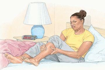 Боль в левой или правой голени - все причины и как лечить